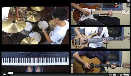 音樂教室新加入三首歌
